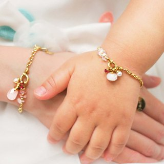 [Unconditional love] sister chain. Parent-child chain | Commemorative engraving | Customization | Gifts |
