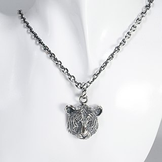 Zo.craft tiger / necklace / 925 sterling silver