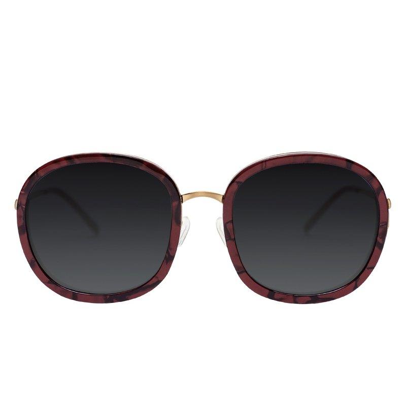 MARCH HARE WINE 栗酒紅太陽眼鏡 墨鏡