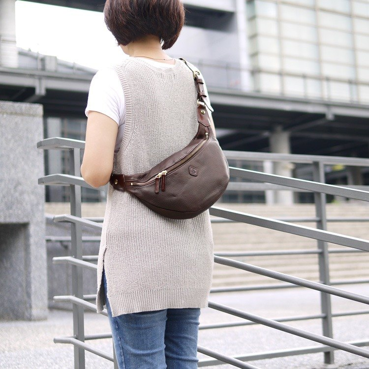 Casual Japanese leather carry-on bag order order Made in Japan by CLEDRAN