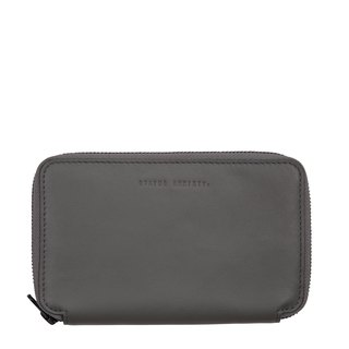 VOW passport holder _Slate / dark grey