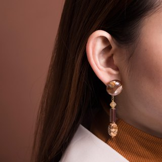 Gold Desert Earrings (Limited Edition)