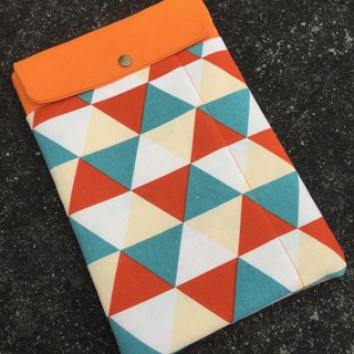 Simple geometric ipad / PC protection package