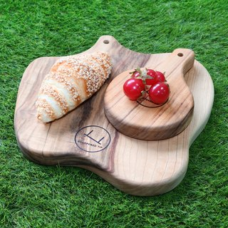 Timber Serving Board