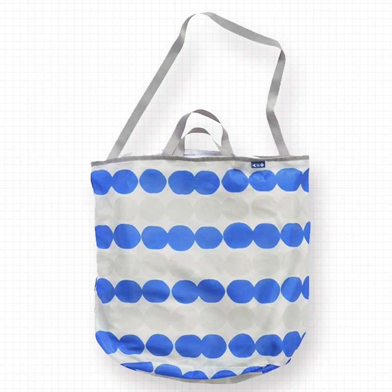 CB Japan Kogure Laundry Convenience Bag L-Blue