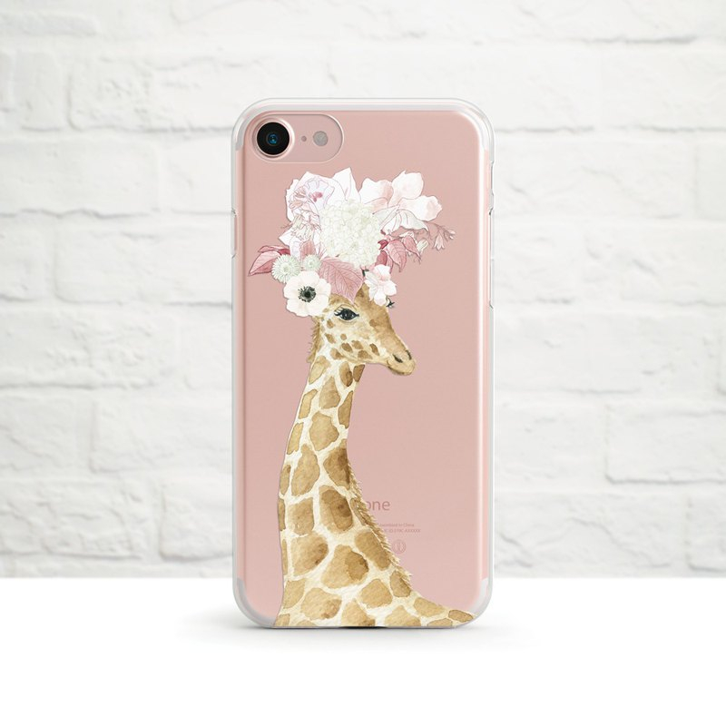 Pretty Giraffe, iPhone 11, Xs Max, Xr to iPhone SE2/5, Samsung