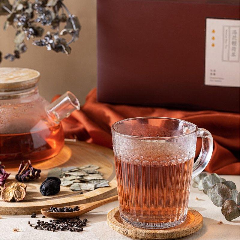 漢方茶 | 輕盈修身茶(21入)  養生茶包 中醫 決明子 荷葉 山楂
