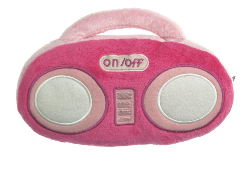 Soft Speaker - Small - Pink