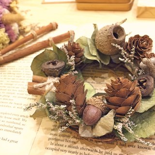 [Dried Flowers] Fruit Wreath Birthday Fruit Wreath Birthday Gift Wedding