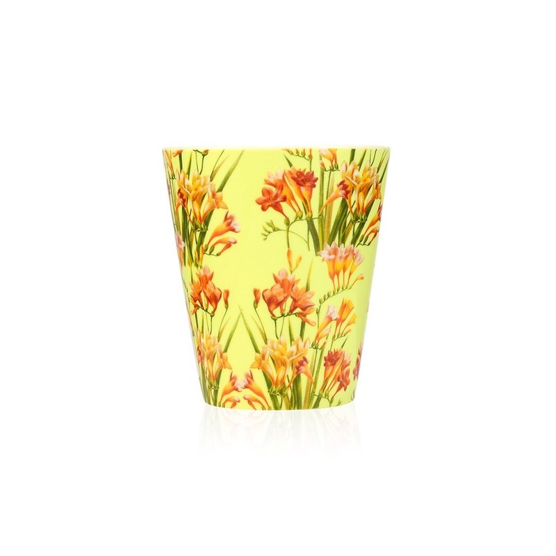 British Candle RHS Series Freesia Porcelain Can Decorative Candle 50hrs