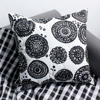 Outdoor picnic fat pillow (including MIT pillow) - Arabian Nights
