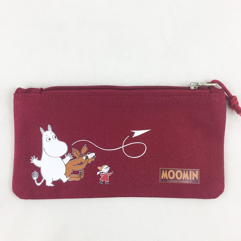 Moomin Moomin authorization - Pencil Case (Red)