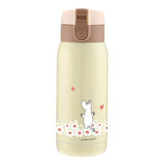 Moomin glutinous rice authorized - lightweight thermos