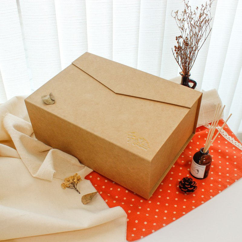 Handmade / Envelope Gift Box - 5 (Large)