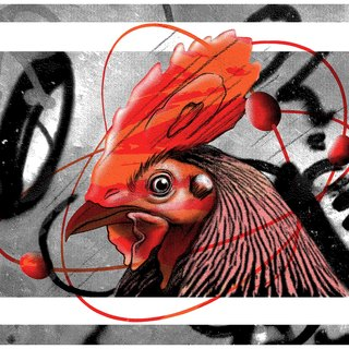Year of The Rooster - Idlebeats Chinese Zodiac series No.7