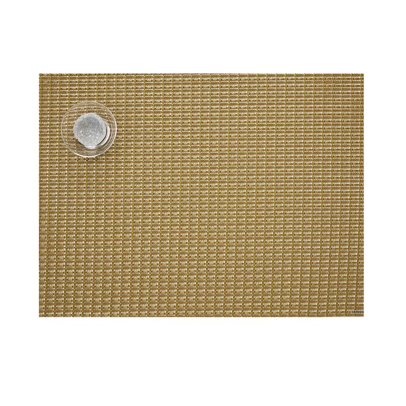 TERLLIS RECTANGLE PLACEMAT IN GOLD