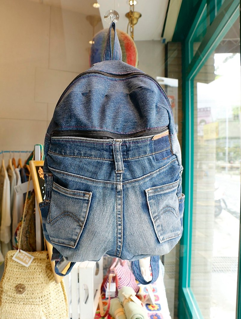 Purin select zakka vintage remake Danny Backpack (bJb160218)