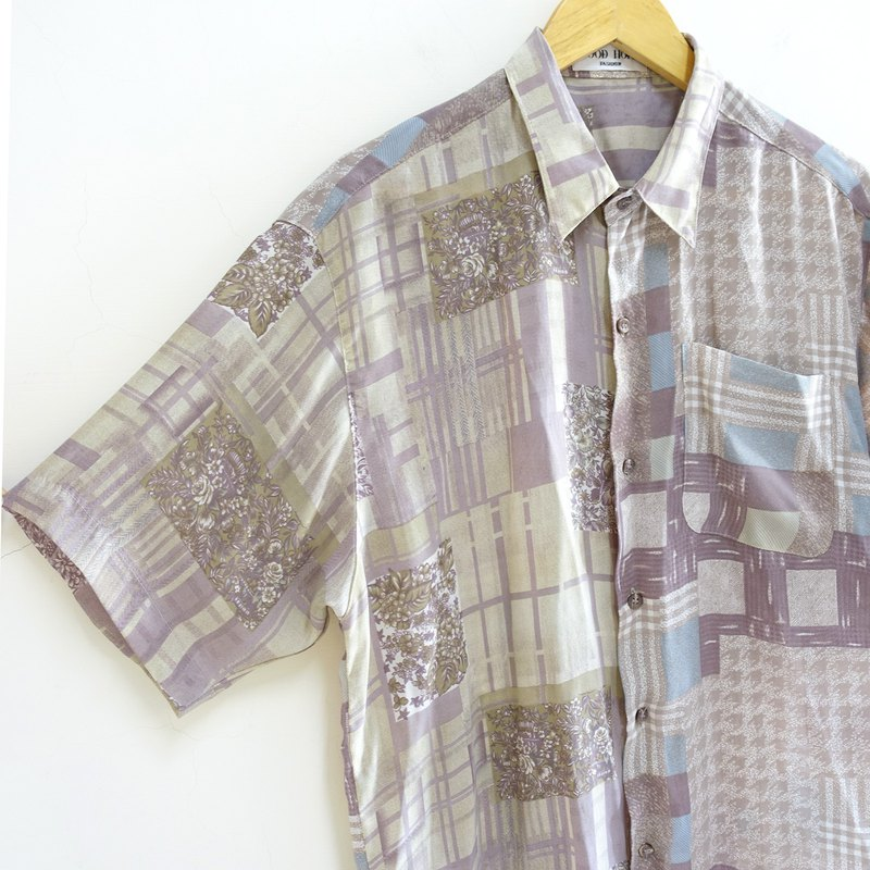 │Slowly│Romantic feelings - vintage shirt │vintage. Retro. Literature
