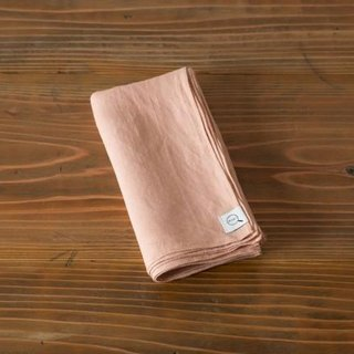 [Stock as long as SALE] plant dyeing linen wrapping cloth Haisakurashoku (dark emergency filtration) 7560 → 5400 yen