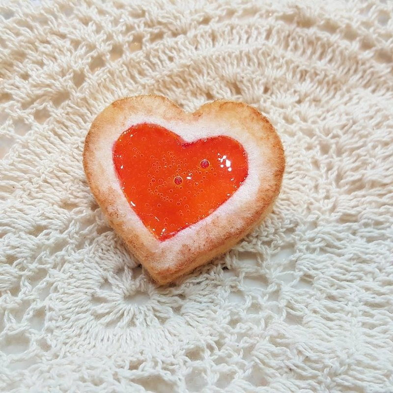 [Cake] Simulation marmalade biscuits pins
