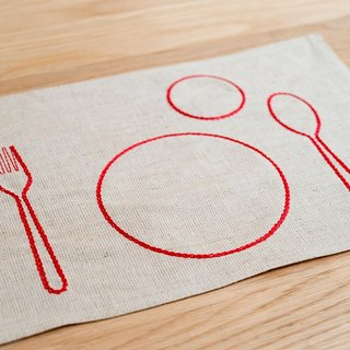 Kids Placemat (3 pcs)