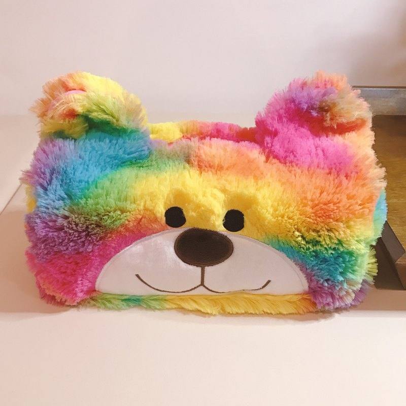 CANDY BEAR Rainbow Candy Bear Paper Cover