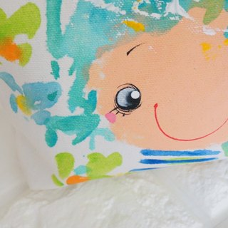 Pure hand-painted universal package (non-printed goods)