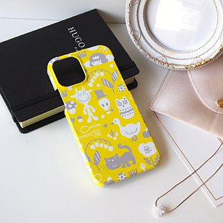 Plastic iPhone case - Lucky Charm -
