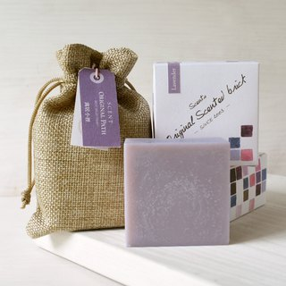 Elegant floral fragrance │ Lavender garden essential oil fragrant brick │ pure handmade │ baby baby applies