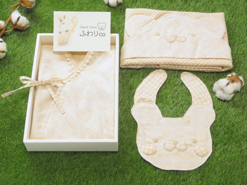 Baby gifts gift set style, underwear, swaddling clothes