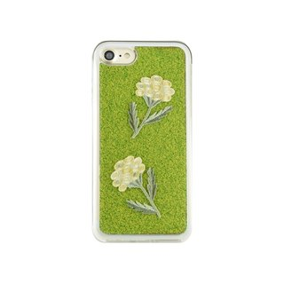 Shibaful -Mill Ends Park Botanical Tansy- for iPhone case スマホケース