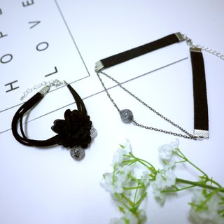 Goody Bag - Gui Nian Necklace Bags! Mysterious moon black Necklace