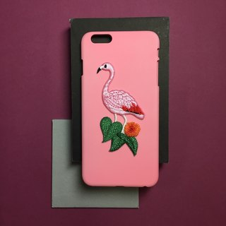 case iPhone : flamingo