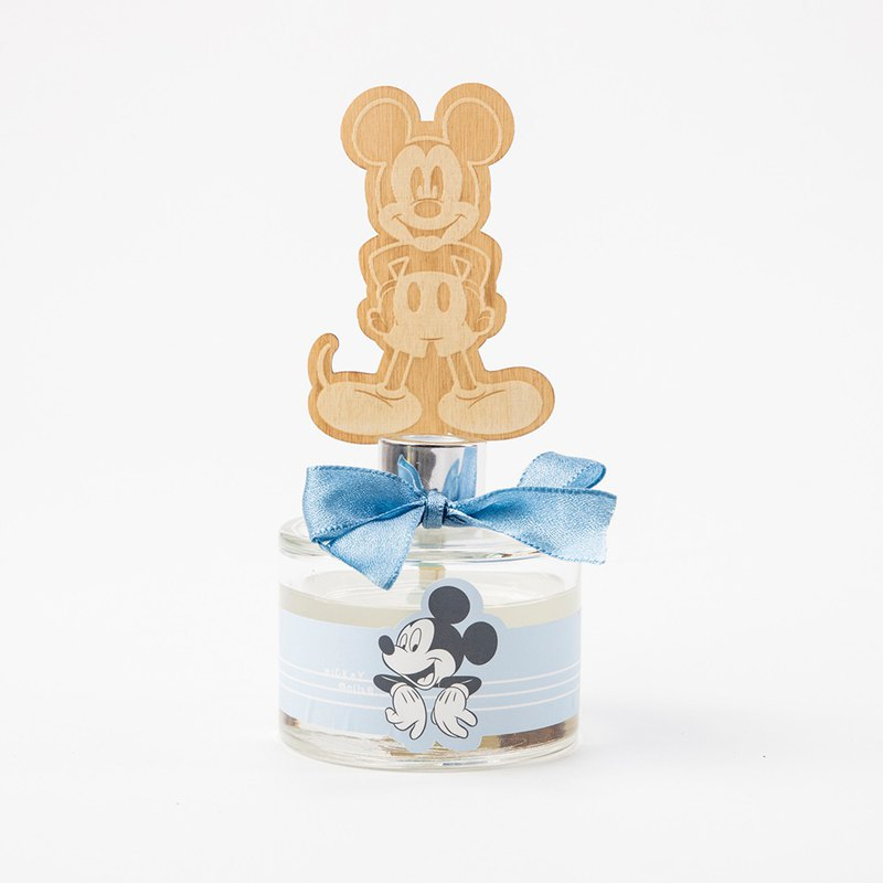 Original Wood Fragrant Bottle-Classic Black Tea (Mickey)