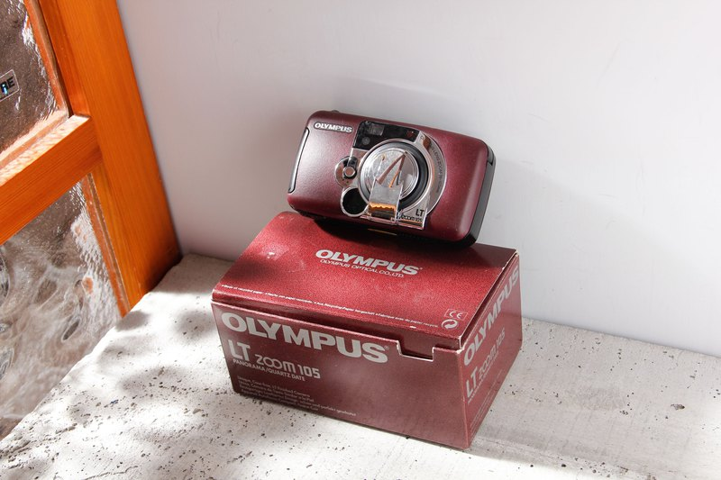 Olympus LT zoom 105 38-105mm