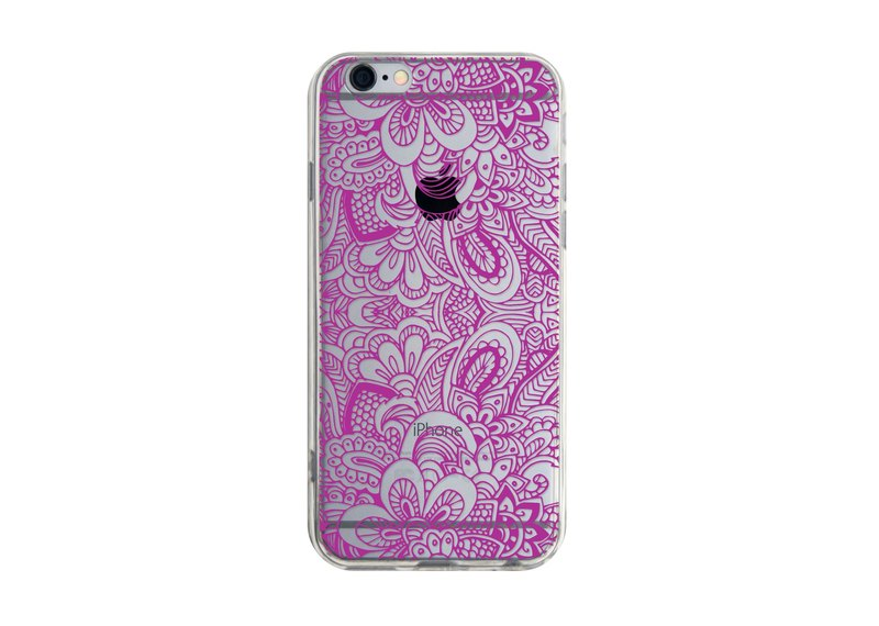 Hierarchical pattern of purple - Samsung S5 S6 S7 note4 note5 iPhone 5 5s 6 6s 6 plus 7 7 plus ASUS HTC m9 Sony LG G4 G5 v10 phone shell mobile phone sets phone shell phone case
