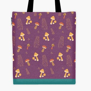 Filament - Shopping Bag - Mushroom / Purple