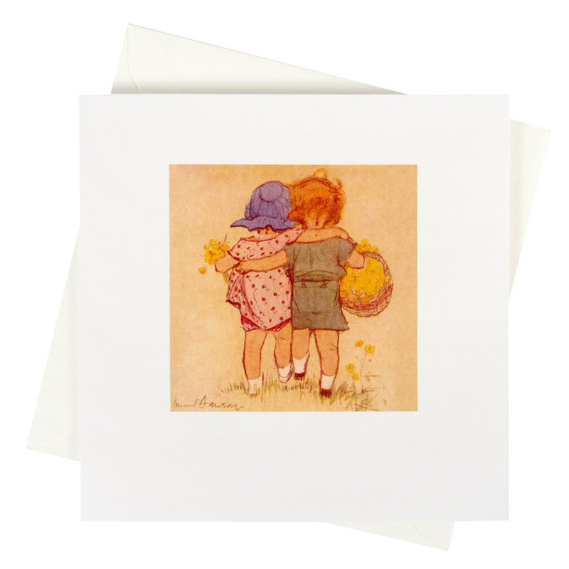 Gallery - Childhood Nostalgia - Childhood [Hallmark - Card Multipurpose]