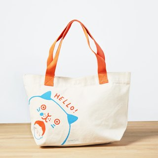 Big cat's baby big canvas bag original price 600 yuan special offer 399 free transport