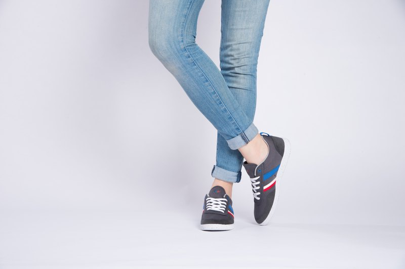 寶特瓶製休閒鞋  Opale休閒系列  深灰色   女生款