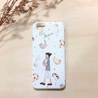 Kitties iPhone Case Pre-order
