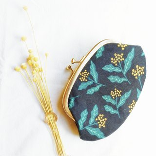 New Secrets Huangguokou Gold Change Clutch Bag Gift Travel