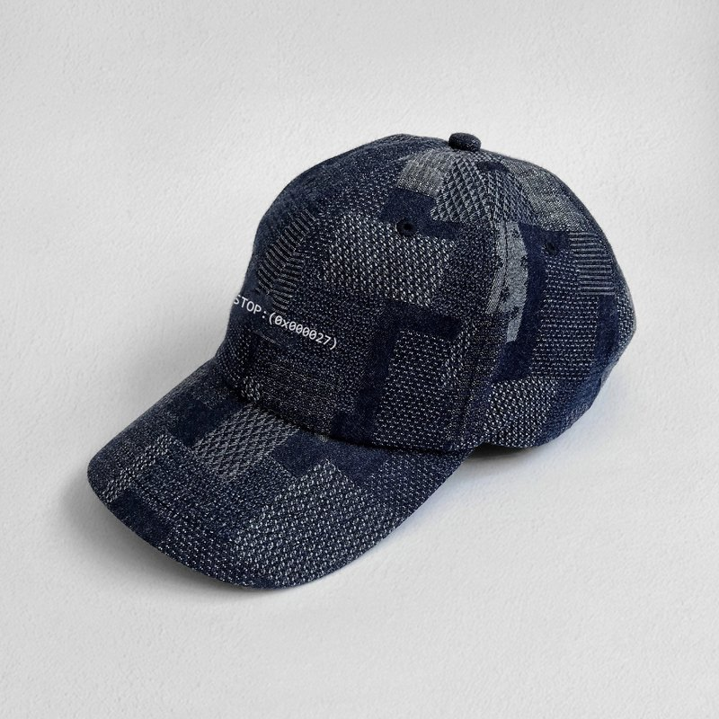 DYCTEAM - Grid Pattern Cap