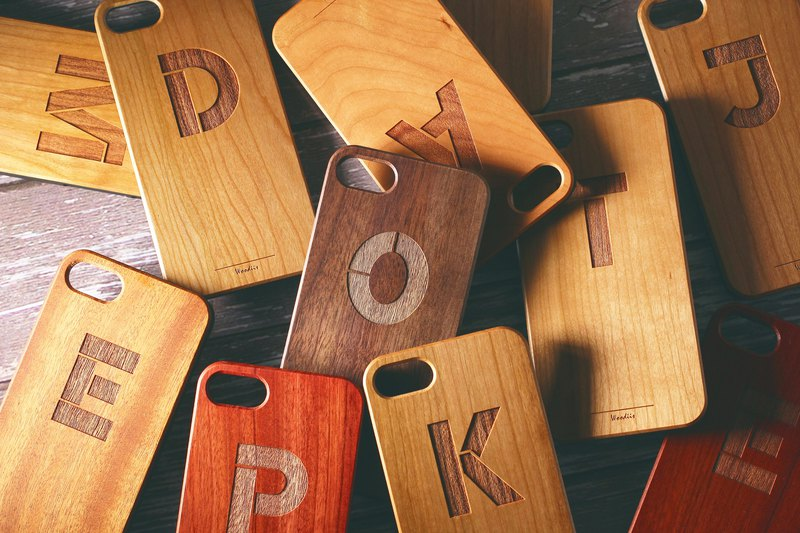 [Log letter iPhone Case]