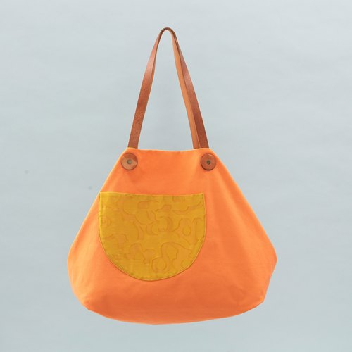 Double-sided bag no.ss13
