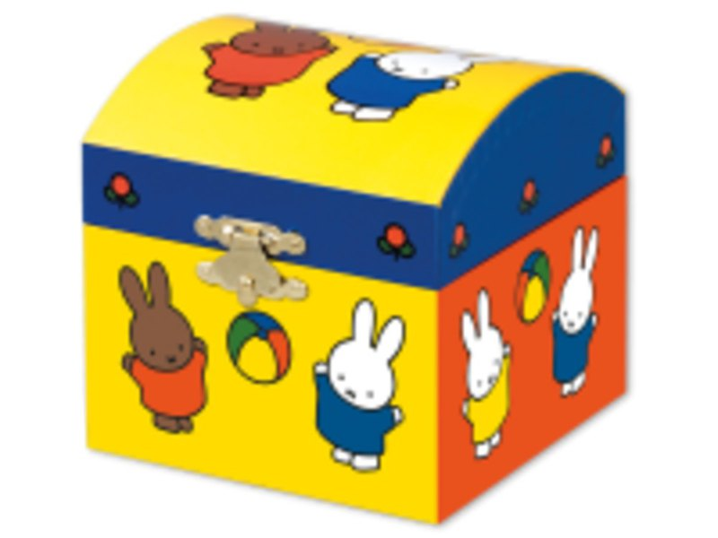 Miffy Jewelry box with music