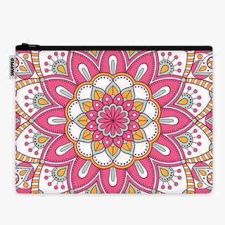 SpaceSuit - Document Pouch - Mandala i