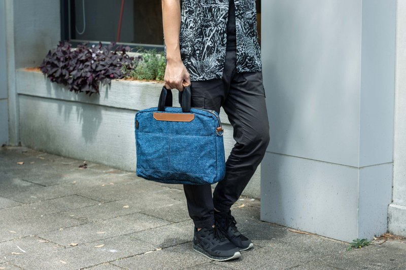 【ZeZe Bag-clastrap】DYDASH 3way Briefcase 3way hand bag/shoulder bag/backpack/dia