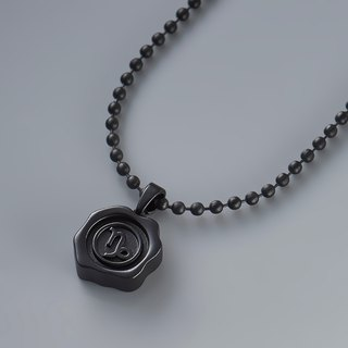 Constellation Sealed Wax Necklace - Earthen Series