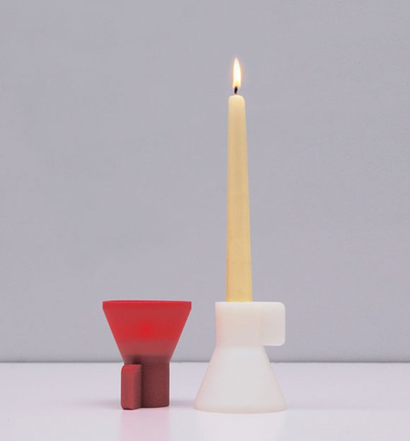 DOIY DUO double candle holder